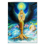 Healing Angel Card