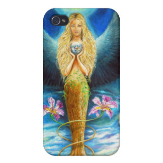 Healing Angel iPhone 4/4S Cover