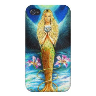 Healing Angel iPhone 4/4S Cases