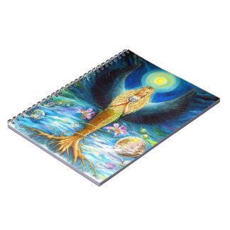 Healing Angel Notebook