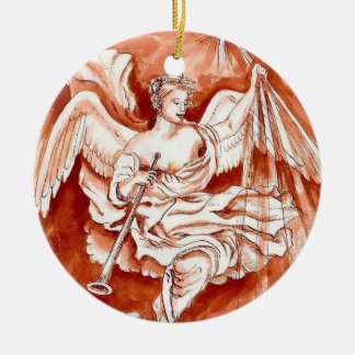 """Healing Angel"" Ornament"