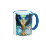 Healing Angel Ringer Mug