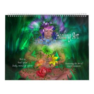 Healing Art Calendar