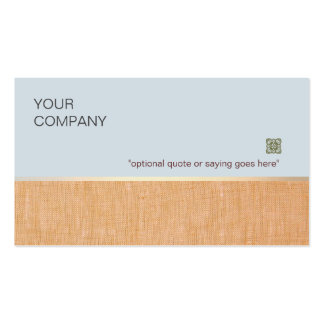 Healing Arts Holistic Health and Wellness Business Cards