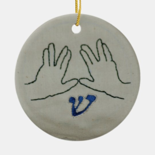 Healing Blessing Amulet Ornament
