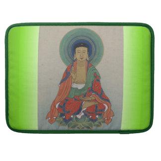 Healing Buddha Macbook sleeve MacBook Pro Sleeve