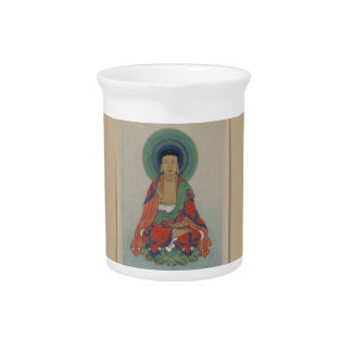Healing Buddha pitcher