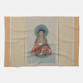 Healing Buddha placemat Towels