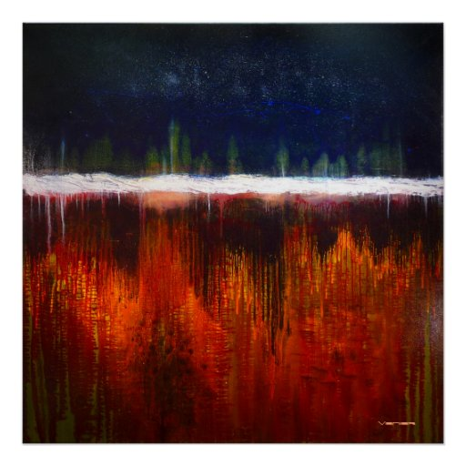 Healing Colors Art Therapy Fine Art For Your Wall Poster