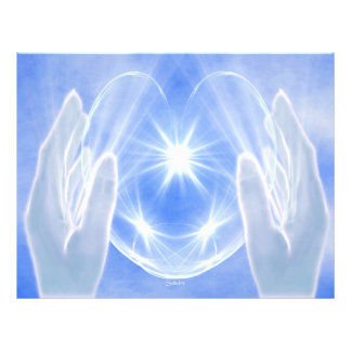 Healing Energy Flyer