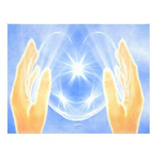 Healing Essence Flyer