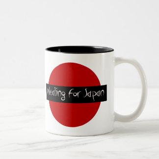 HEALING FOR JAPAN March 2011 Mug