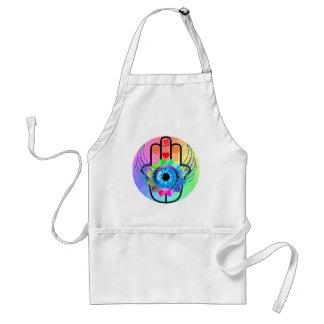 Healing Hamsa apron