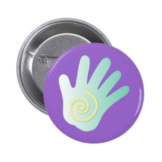 Healing Hand Pins