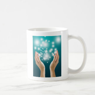 Healing hands 1 coffee mug