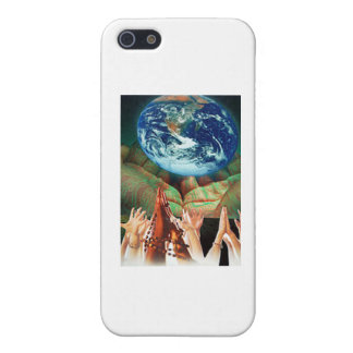 Healing Hands iPhone 5 Covers
