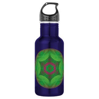 Healing Hands Mandala V2 Water Bottle