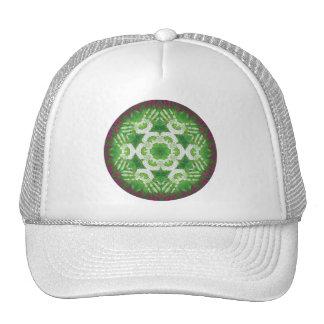 Healing Hands Mandala V3 Trucker Hat