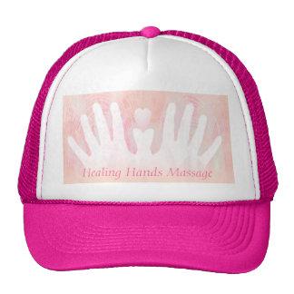 Healing Hands Massage Trucker Hat