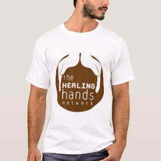 Healing Hands Network men's logo t-shirt