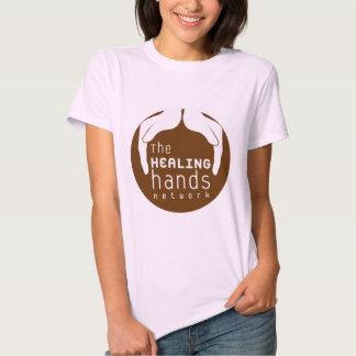Healing Hands Network women's baby doll t-shirt