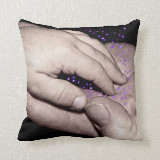 Healing hands pillow