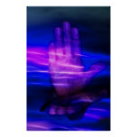 Healing Hands Print