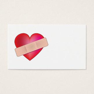 Healing Heart Business Card