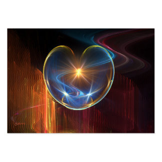 Healing Heart Business Card Templates