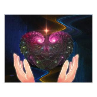 Healing Heart Flyer