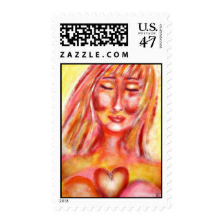 Healing Heart Postage