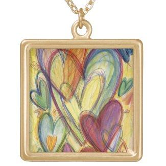 Healing Hearts Custom Jewelry Pendant Necklaces