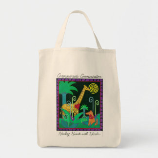 Healing Hearts With Words Tote