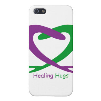 Healing Hugs iPhone SE/5/5s Cover
