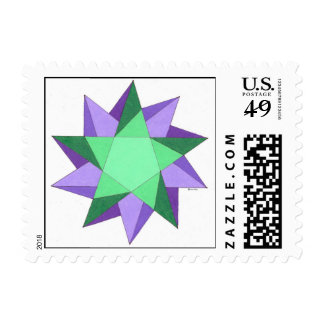 Healing in Motion Postage Stamps