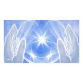 Healing Light Business Card Templates