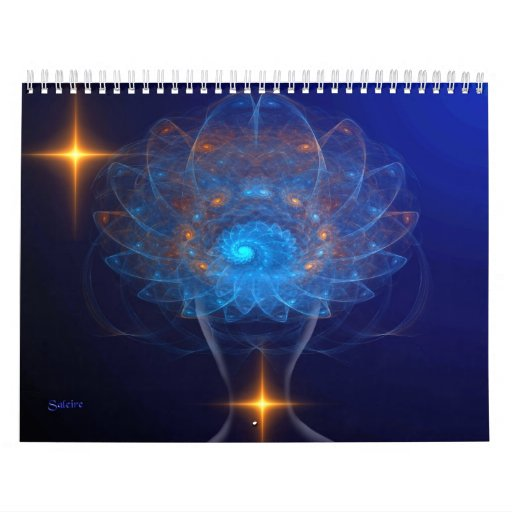 Healing Light Calendar