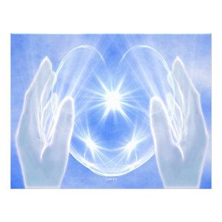 Healing Light Flyer