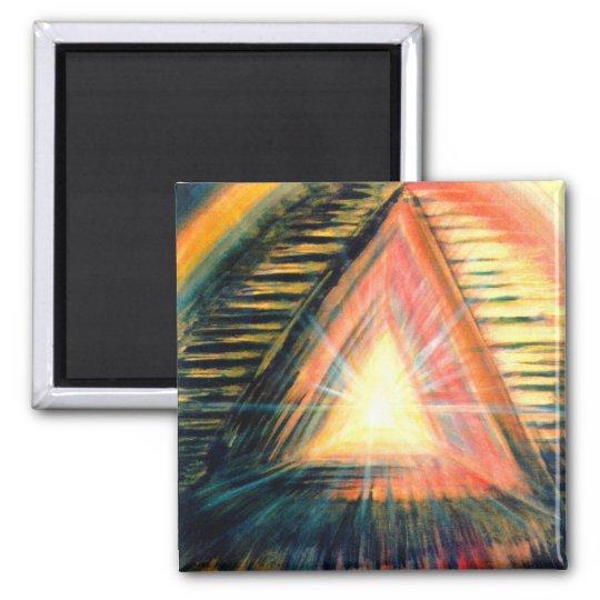 Healing Light Magnet