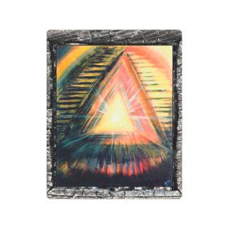 Healing Light Metal Print