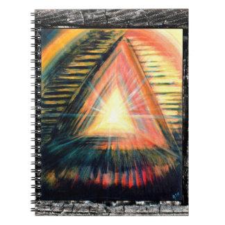 Healing Light Notebook