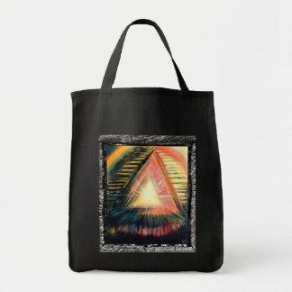 Healing Light Tote Bag