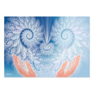 Healing Love Business Card Templates