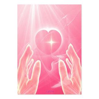 Healing Love Business Cards