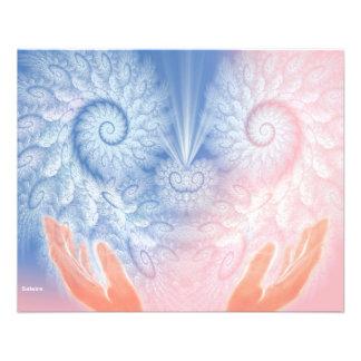 Healing Love Flyer