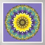 Healing Mandala 5 Print