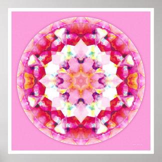 Healing Mandala 9 Print