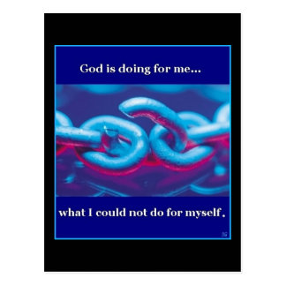 Healing Me Postcard