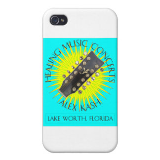 Healing Music Concerts in Lake Worth, Florida iPhone 4/4S Cases