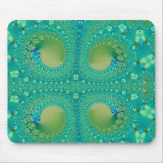 Healing Nature Fractal Art Mousepad